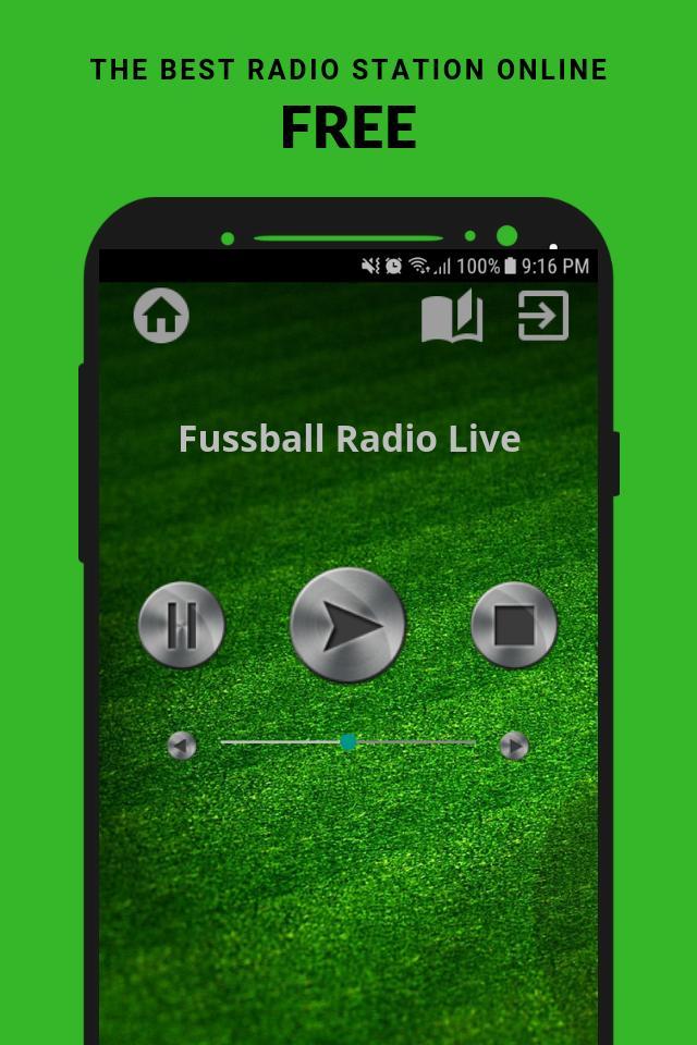 Fussball Radio Live Kostenlos Fussball Fm Stream De For