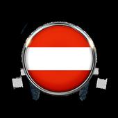 Kronehit Radio App icon
