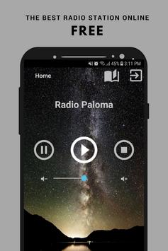 Paloma Radio Kostenlos Online App DE Free poster