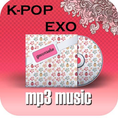 K-POP Exo Monster Mp3 icon