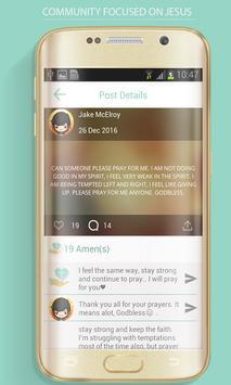 iAmen - The Christian Network apk screenshot
