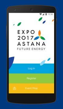 Expo 2017 Astana poster