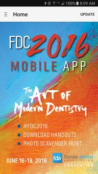 FDC 2016 poster