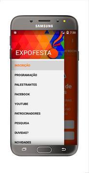 ExpoFesta - Congresso Nacional de Festas e Eventos apk screenshot