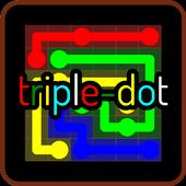 Triple - Dot icon