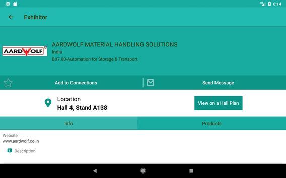 IMTEX Forming 2018 / Tooltech 2018 screenshot 12