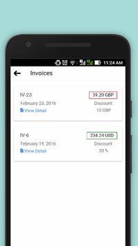Expo Stars Client Application apk screenshot
