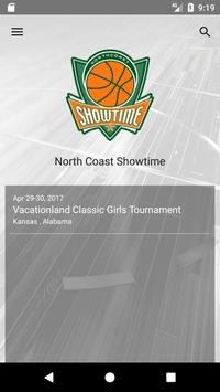 North Coast Showtime poster