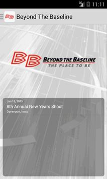 Beyond The Baseline screenshot 7
