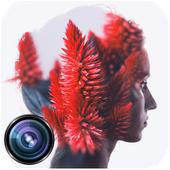 Double Exposure-Blender Effect icon