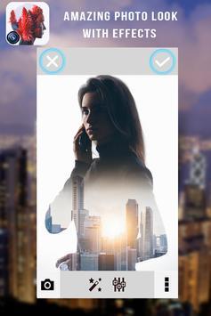 Double Exposure-Blender Effect apk screenshot