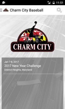Charm City Basketball poster