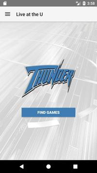DMV Thunder Basketball apk screenshot