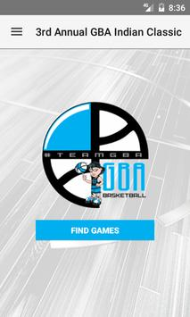 GBA Basketball apk screenshot
