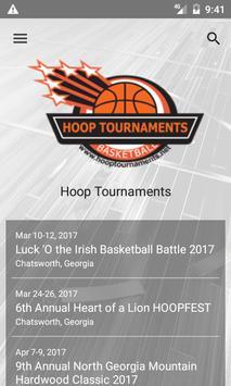 Hoop Tournaments poster