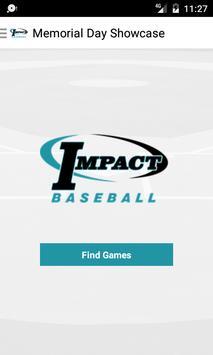 Impact Baseball apk screenshot