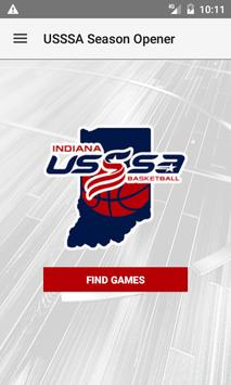 Indiana USSSA Basketball apk screenshot