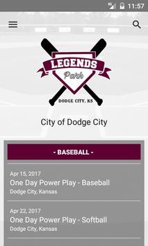 Legends Park poster