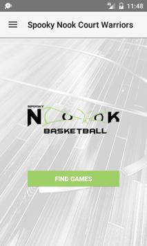 Spooky Nook Basketball apk screenshot