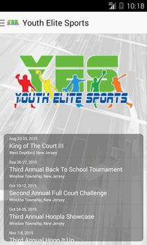 Youth Elite Sports poster