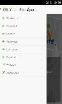 Youth Elite Sports screenshot 1