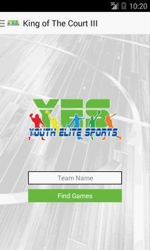 Youth Elite Sports screenshot 2