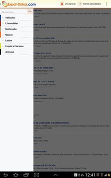Expat-Dakar apk screenshot