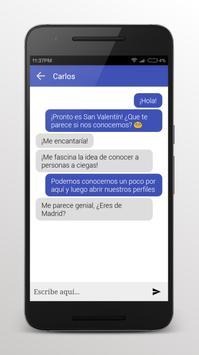 Blind Date - Flirt blindly screenshot 18