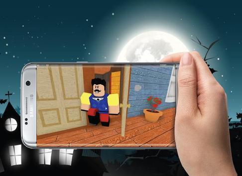 Guide ROBLOX Hello Neighbor Alpha 2 Horror Game apk screenshot