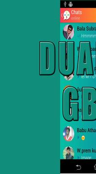 Guide for Gbwhatsapp plus dual 2018 poster
