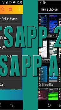Guide for Gbwhatsapp plus dual 2018 screenshot 2