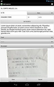 Expenses Monitor apk screenshot