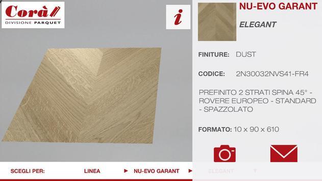 Corà Parquet Live apk screenshot