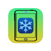 Cool Down Phone For Android icon