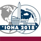IOHA 2018 Conference icon