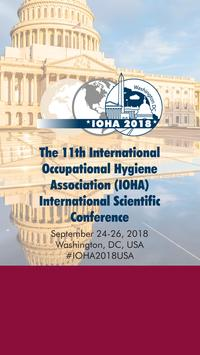 IOHA 2018 Conference poster
