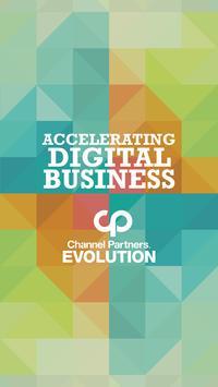 Channel Partners Evolution 2017 poster