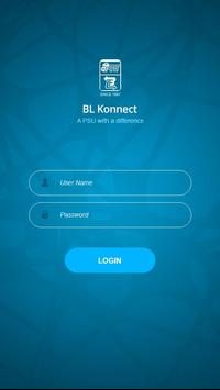 BL-Konnect screenshot 1