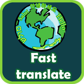 Fast Translate - All Languages icon