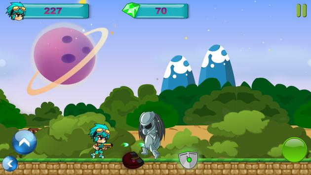 Alien Attack: Invasion screenshot 2
