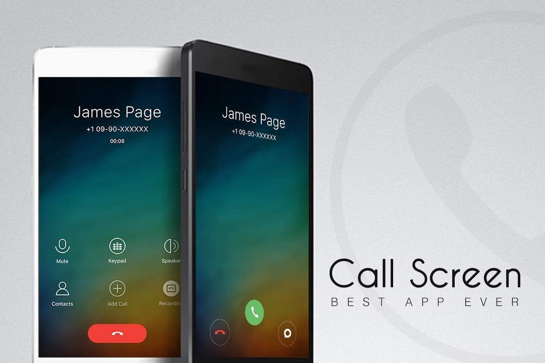 Call Screen for Android - APK Download