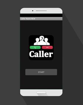 Caller Name New poster