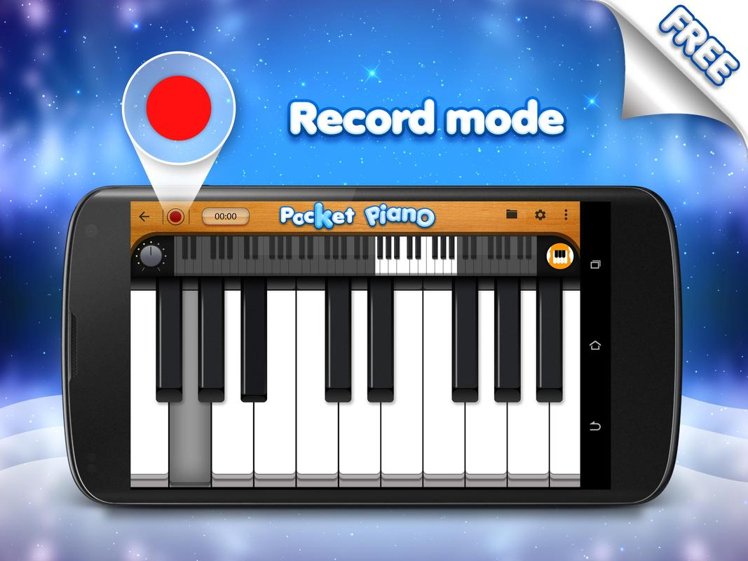 piano keyboard piano app for android apk download. Black Bedroom Furniture Sets. Home Design Ideas
