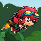Island Jetpack Runner Adventure icon