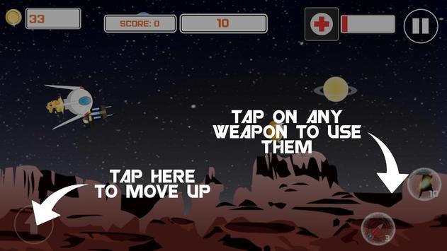 Alien Moon Extermination screenshot 1