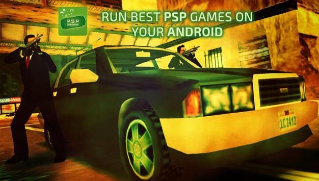 Sunshine Emulator for PSP poster