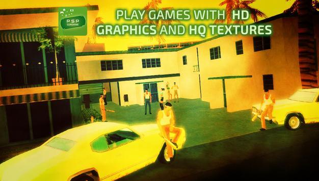 Sunshine Emulator for PSP screenshot 9