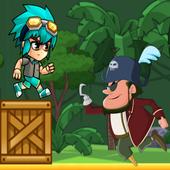 Island Dash Boy: Pirate Escape icon