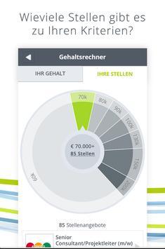 Experteer Gehaltsrechner screenshot 2