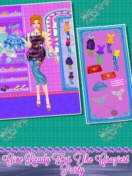 Fashion Doll Hair style Salon screenshot 14